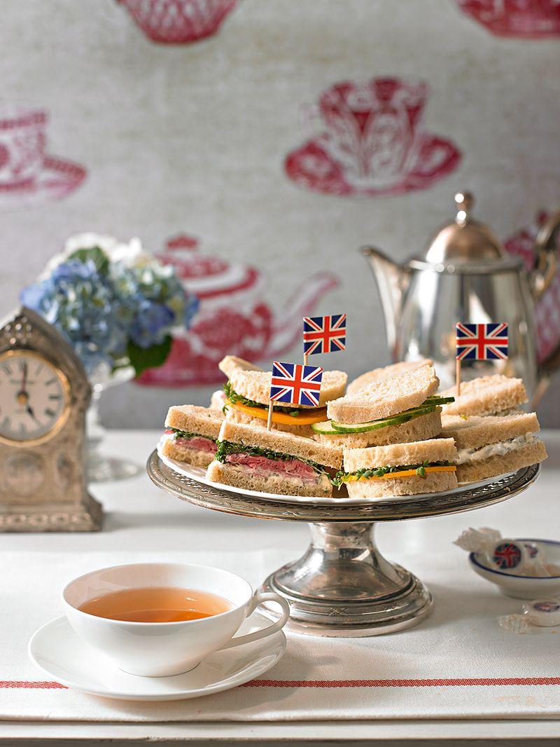 Englische Teatime