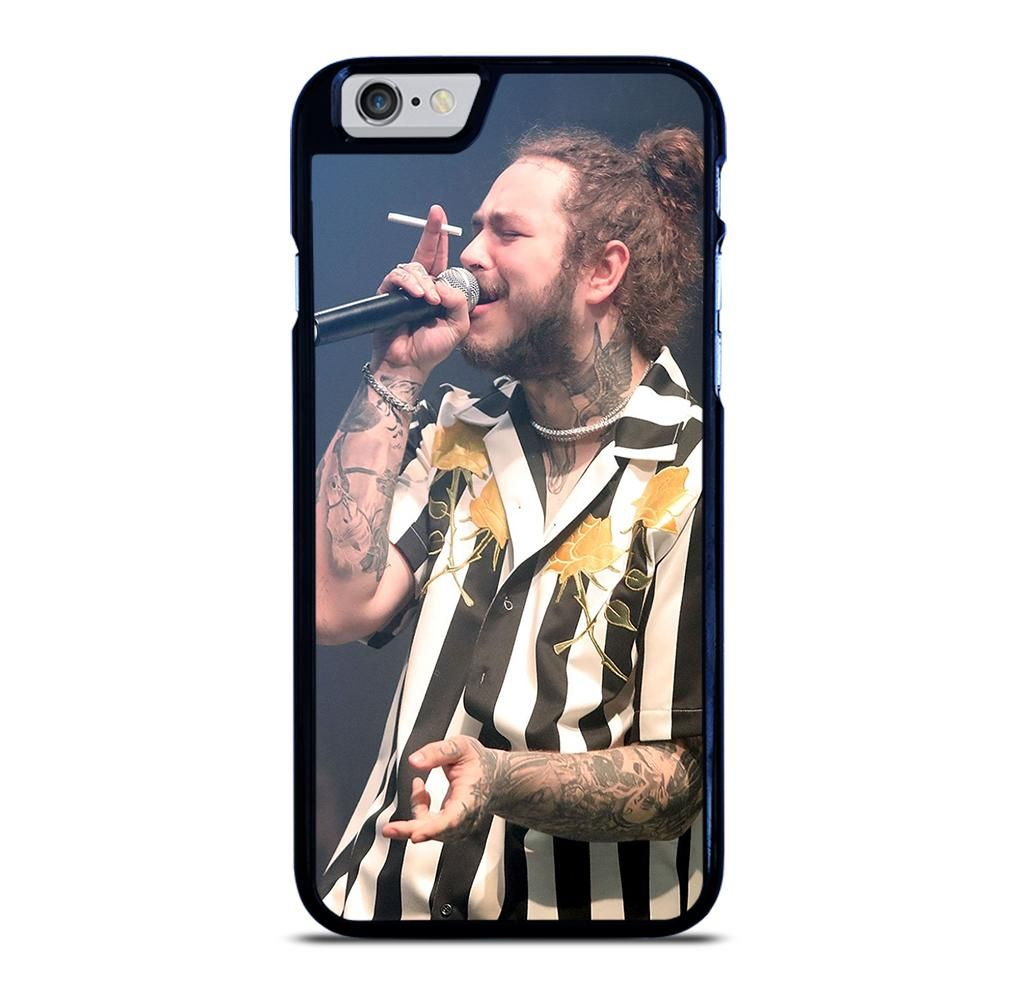 POST MALONE SINGER RAPPER iPhone 6 / 6s Case - White / Plastic