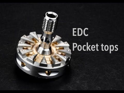 EDC Pocket Tops Cool EDC gear or just a toy