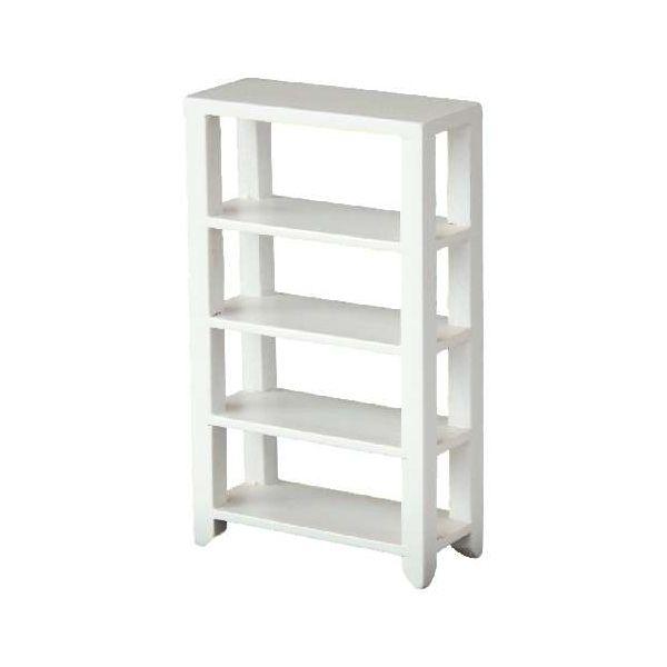 Populaire impressionnant meuble étagère blanc | Décoration française  IY64