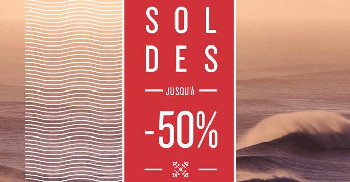Soldes d'hiver dans le Oxbow Shop avec des remises jusqu'à 50%