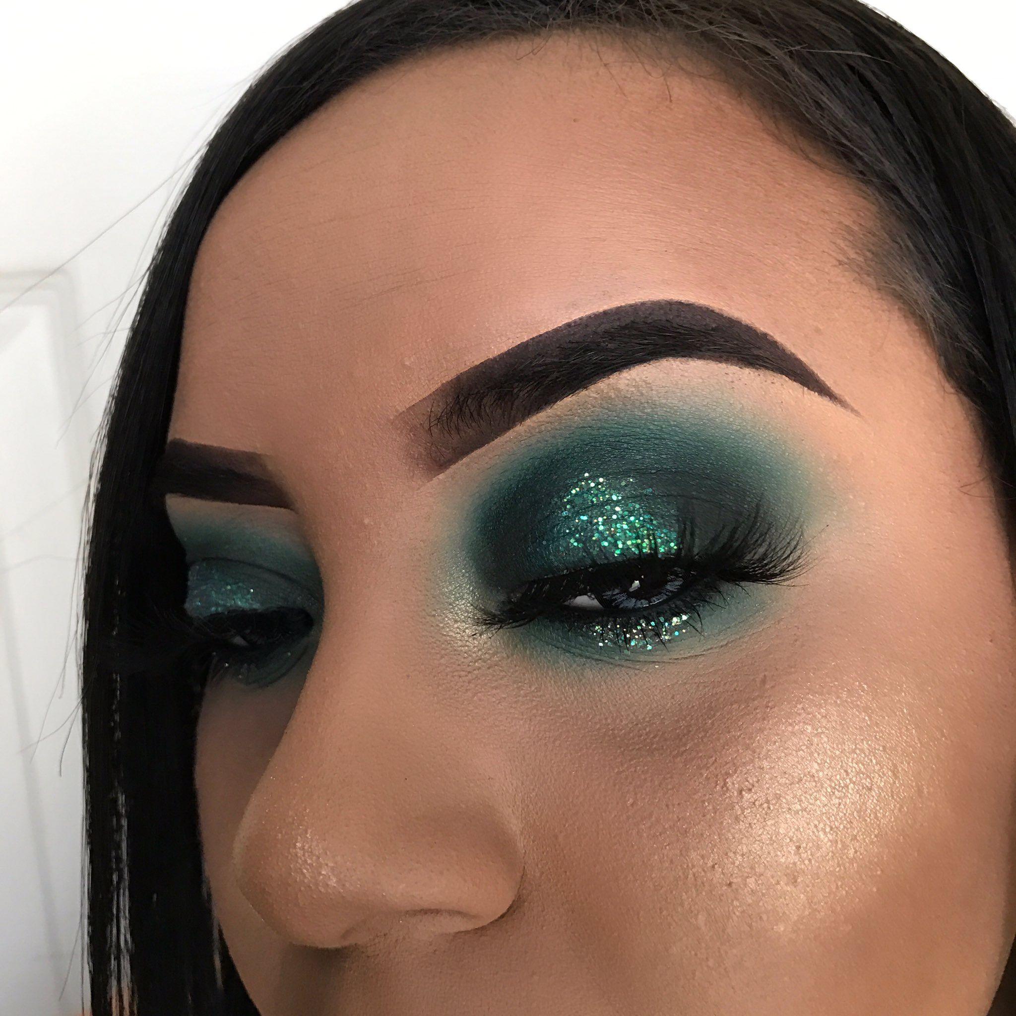 ➫ stonexoxstone ➬ youtube|ig|pin|tumblr | teal makeup