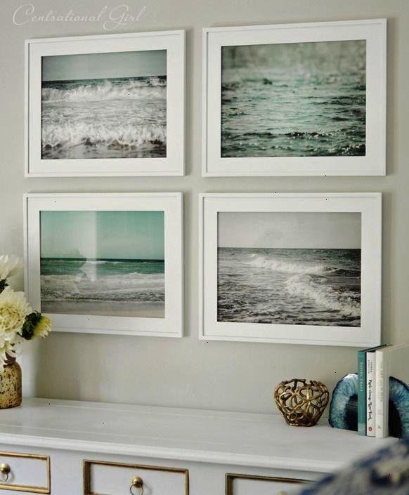 add these fun decorating pieces to your beach home these diy beach rh pinterest com