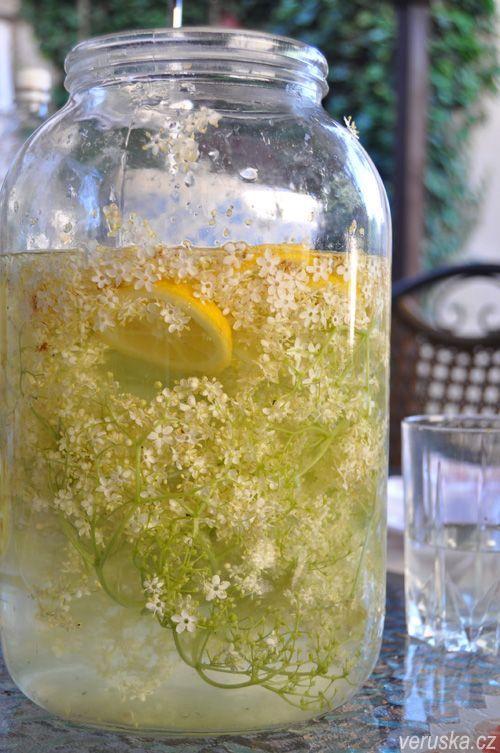 Bezovka - domácí limonáda