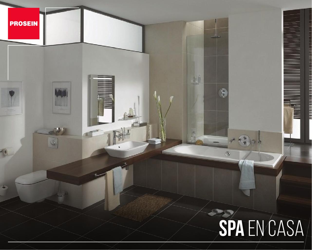Los colores neutros en el baño son capaces de transmitir serenidad y crean una atmósfera de pequeño spa