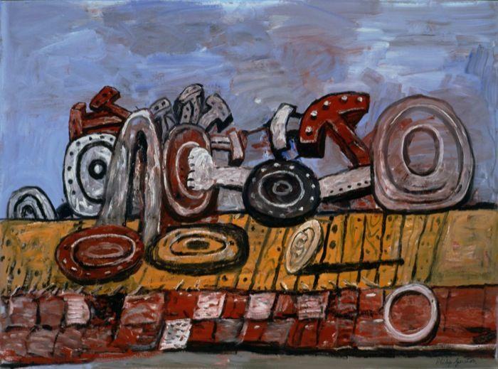 Philip Guston - Plain (1979)
