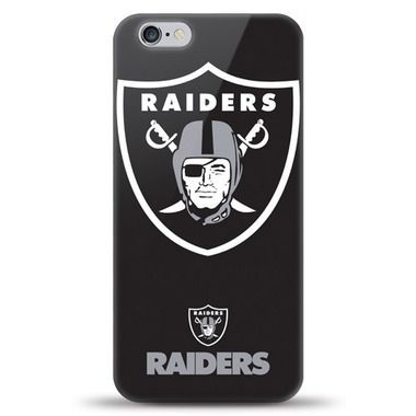 Apple iPhone 5 5S Oakland Raiders Case Cover Phone