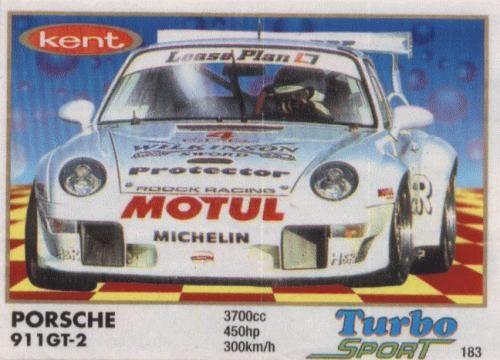 Porsche 911GT-2
