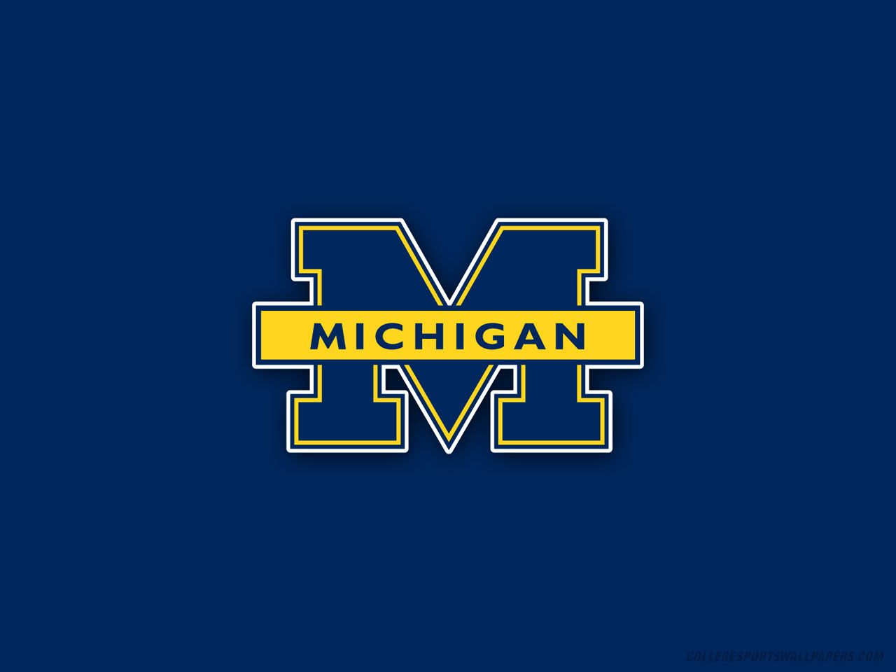 Go Blue Michigan Wolverines Michigan Wolverines