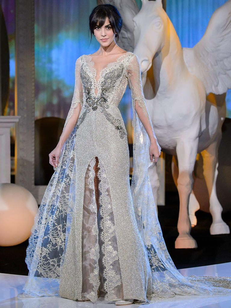 Alessandra rinaudo spring regal elegance with a sultry spin