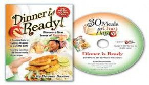 Dinner Is Ready Book & Software