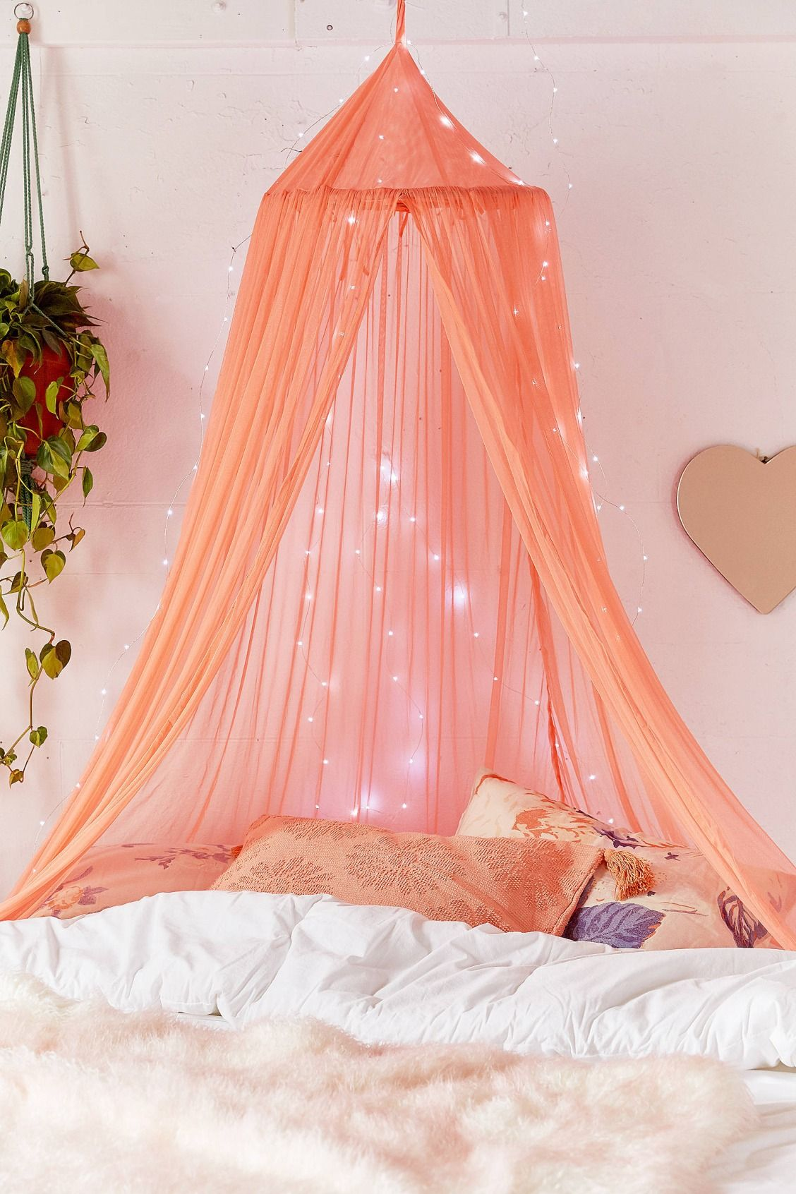 Mesh Bed Canopy & Mesh Bed Canopy | Canopy Urban outfitters and Urban