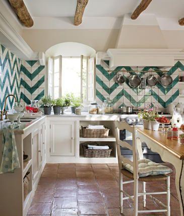piastrelle per cucina   Home sweet home - kitchen   Pinterest