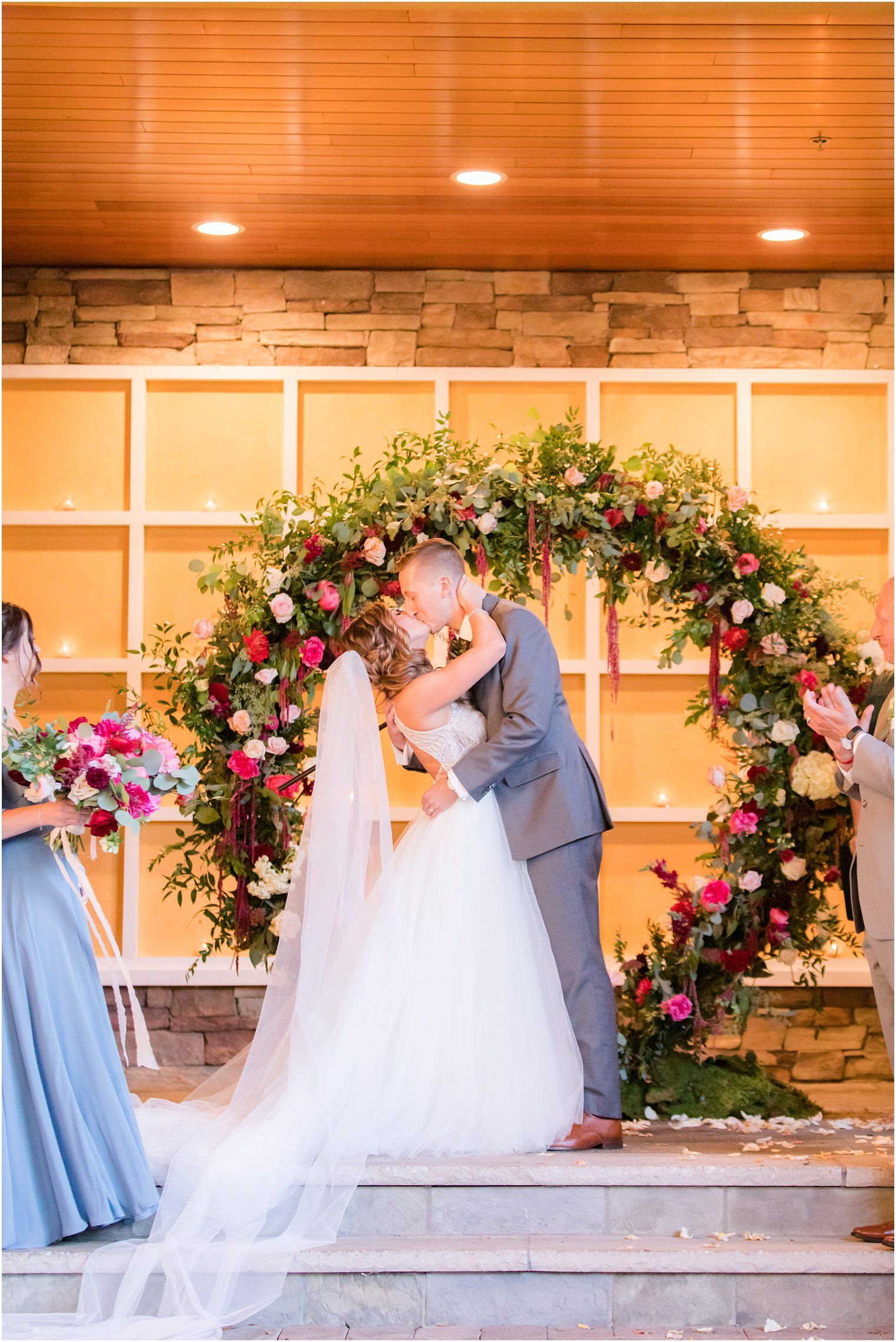 Stone House At Stirling Ridge Wedding Photos Wedding Wedding Ceremony Decorations Nj Wedding Venues