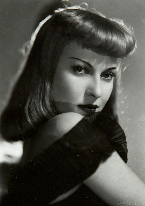 <0> Mariella Lotti, c1942 (Arturo Ghergo)