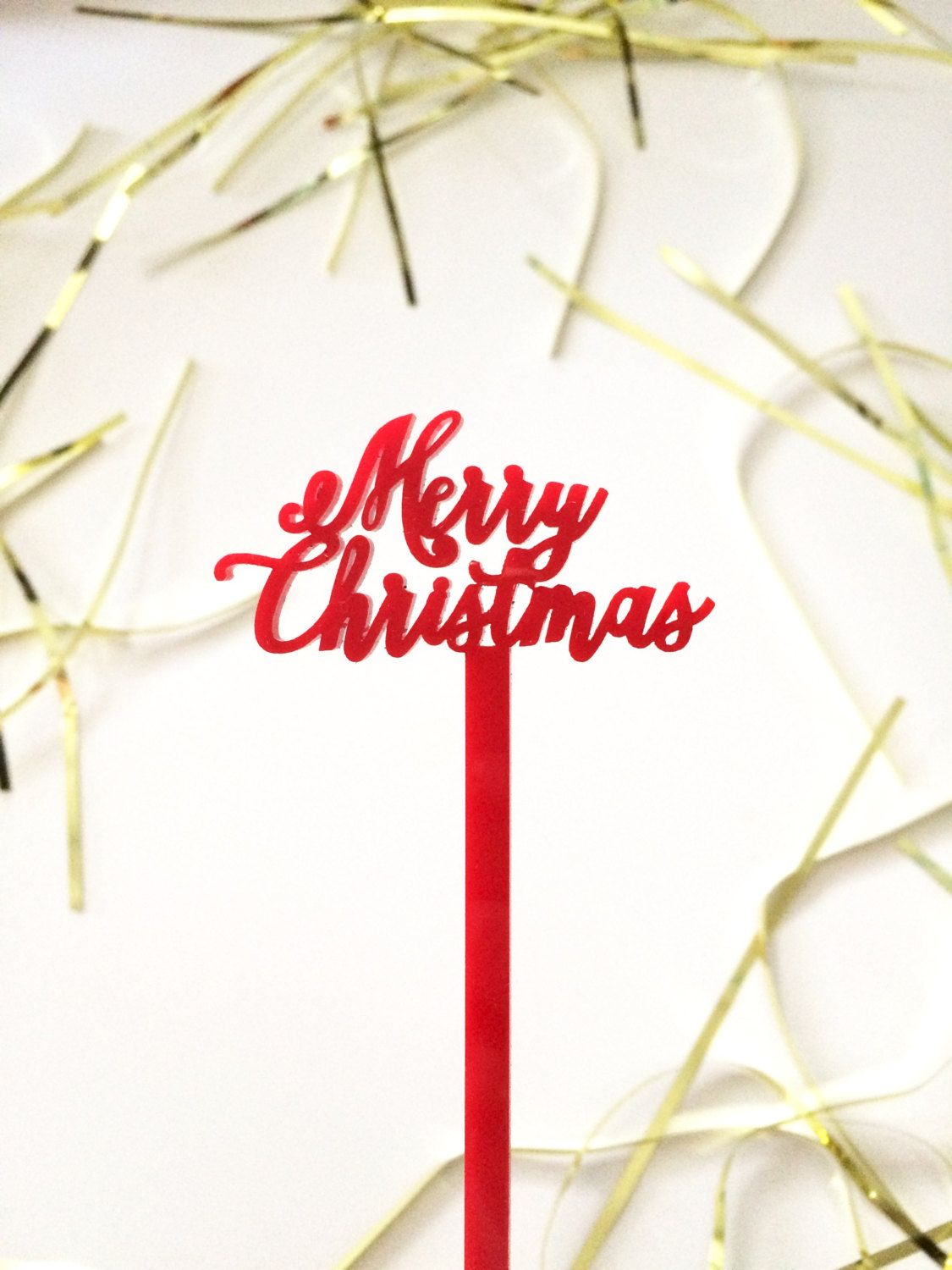Merry Christmas Swizzle Sticks,Drink Stirrer,Party Decorations ...