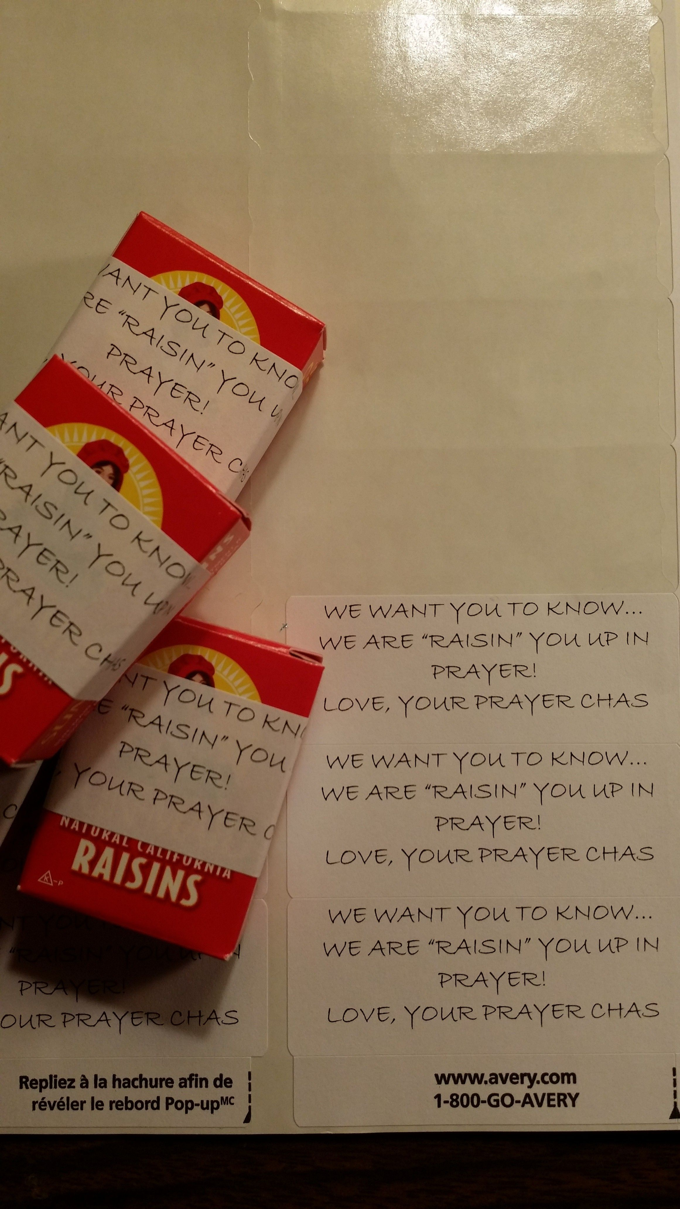 raisin you up in prayer | gift ideas | pinterest | churches, church