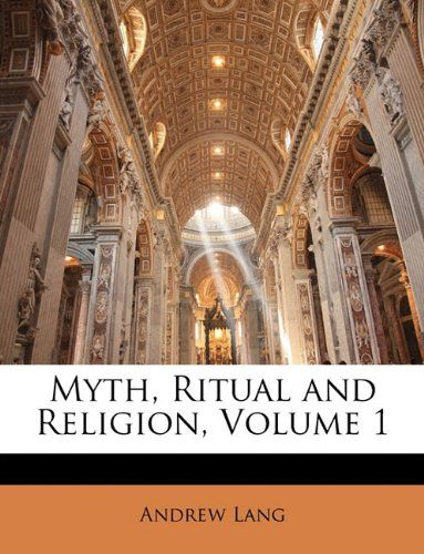 Myth, Ritual and Religion, Volume 1   Cheap magazine subscriptions - Magazine Subscriptions