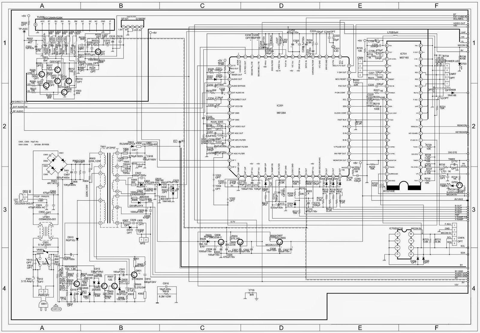 hight resolution of sansui tv circuit diagram free download circuit diagram images