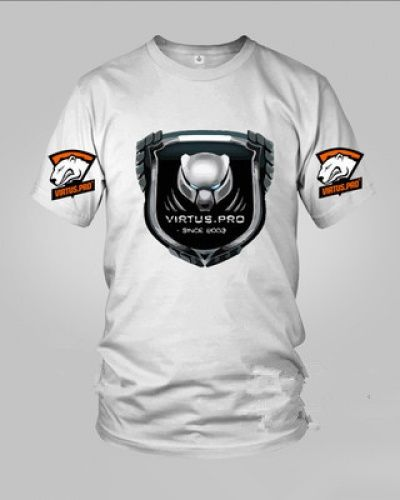 virtus pro t shirt cool cs go and dota 2 team t shirt for youth
