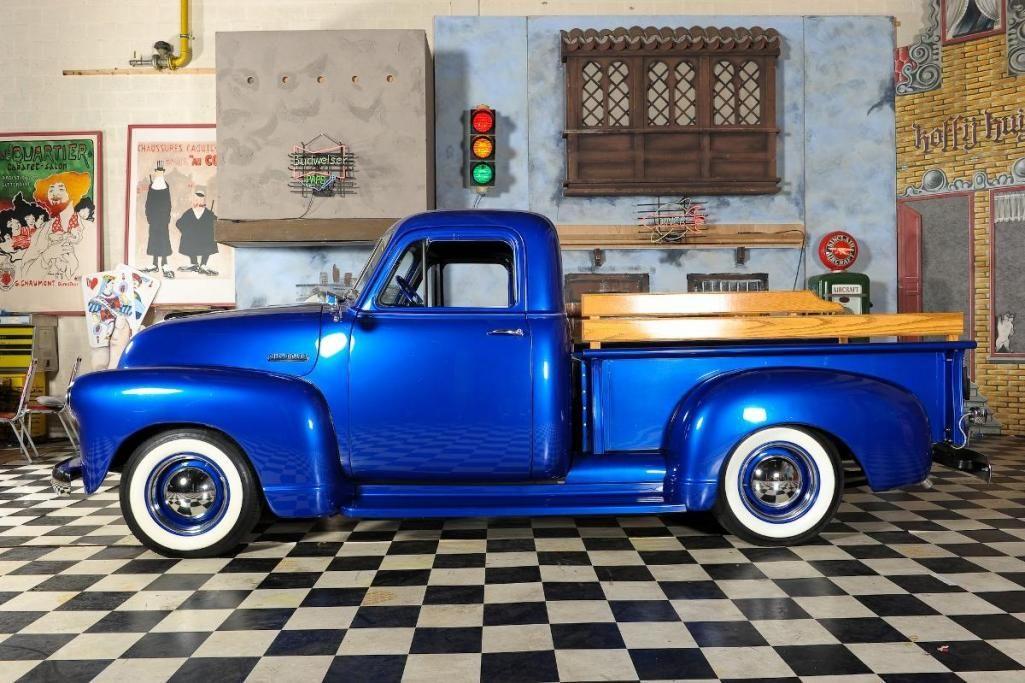 1951 Chevrolet 3100 Kompleet Restauriert Classic Car Kopen Nl Klassieke Auto S