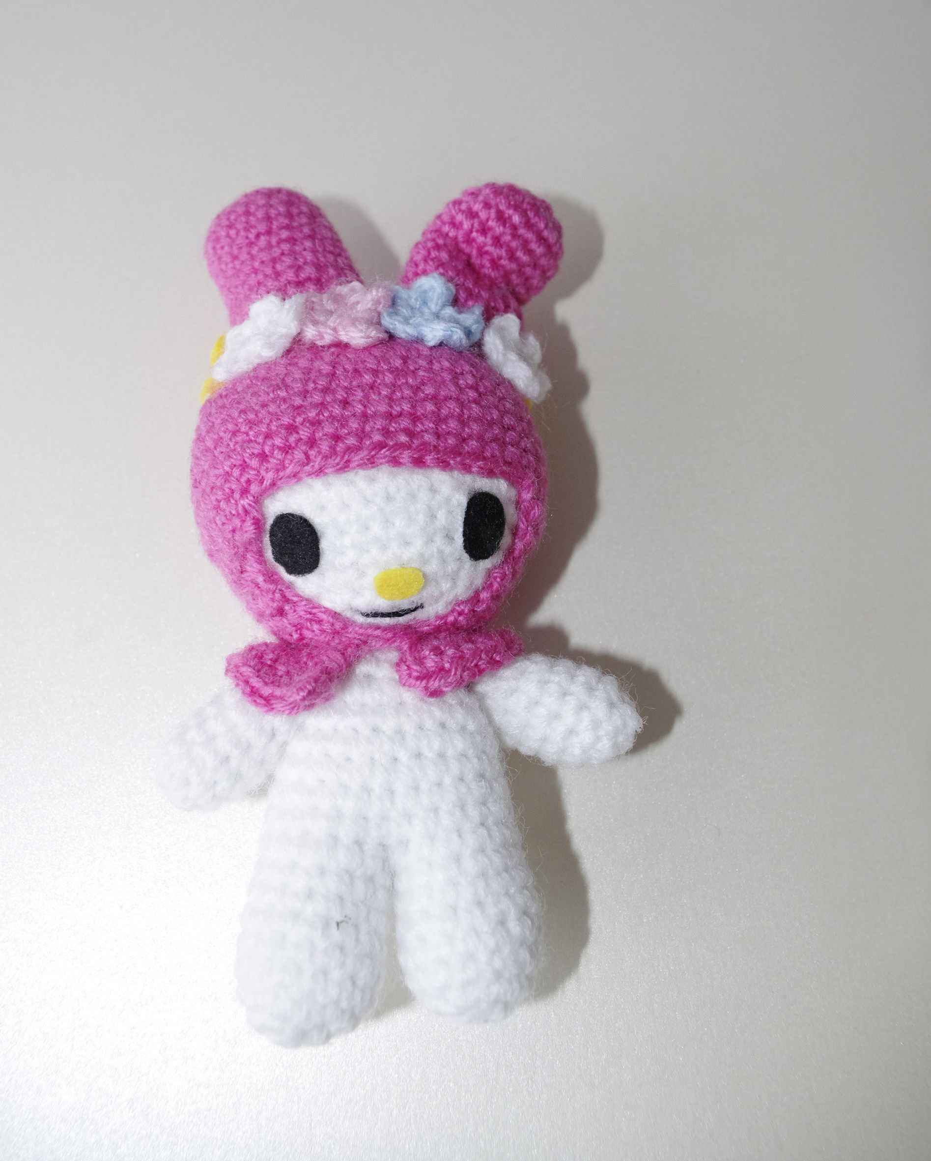 Rabbit My Melody - freind of Hello Kitty