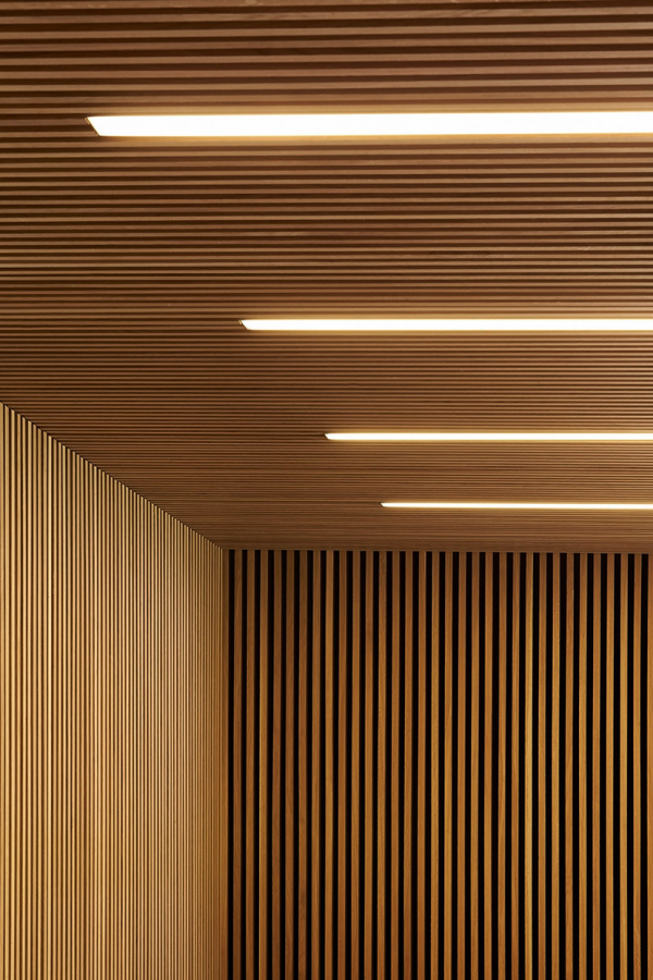 Light Wood Paneling: Wood Slats Add Texture And Warmth To These Homes