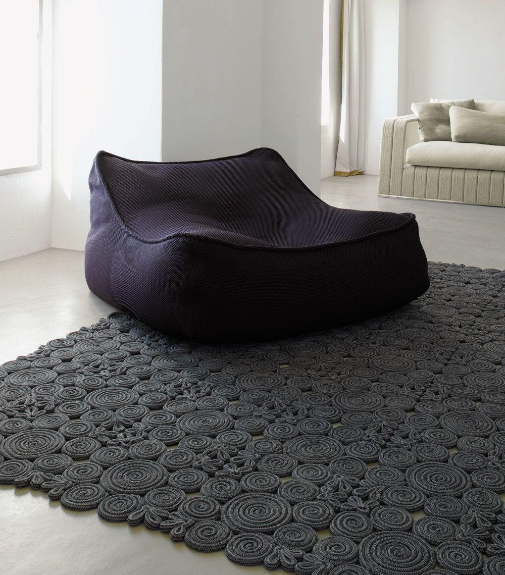 Stupendous Paola Lenti Design Francesco Rota Series Composed Of Easy Machost Co Dining Chair Design Ideas Machostcouk