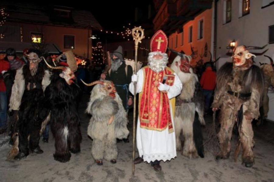christmas traditions in austria - Google Search | Christmas Around ...