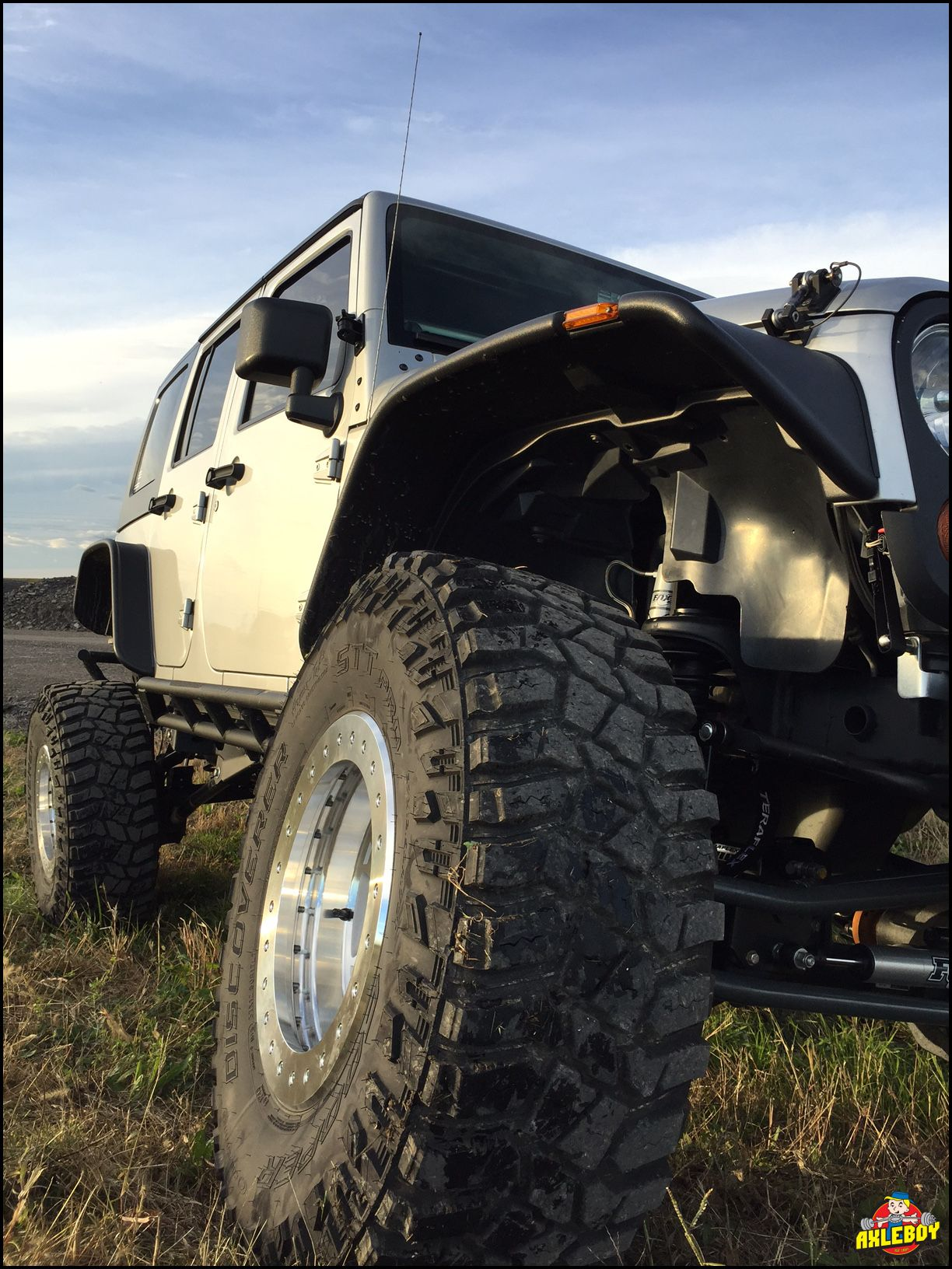 Everything is better when it includes beadlock wheels atx chamber everything is better when it includes beadlock wheels atx chamber pro ii wheels under a 2008 jeep wrangler sciox Image collections