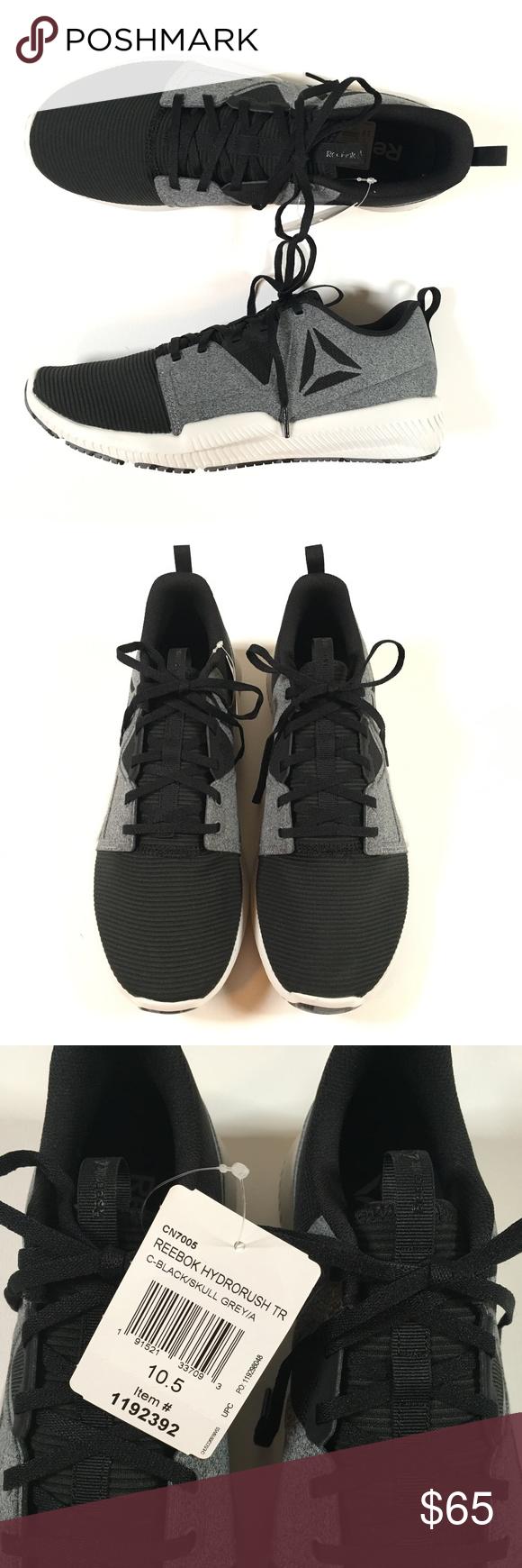380f6d6dfa39 Reebok Hydrorush TR Training Shoes 10.5 Reebok Hydrorush TR Running  Training Sneakers -size mens 10.5