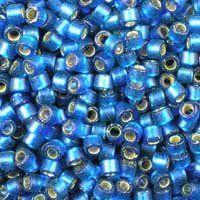 Delica 11//0 RD Dusk Blue Semi-Matte Dyed