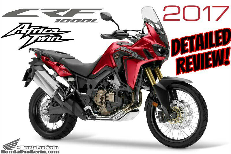 2017 africa twin review of specs changes adventure motorcycle buyer s guide overview of. Black Bedroom Furniture Sets. Home Design Ideas