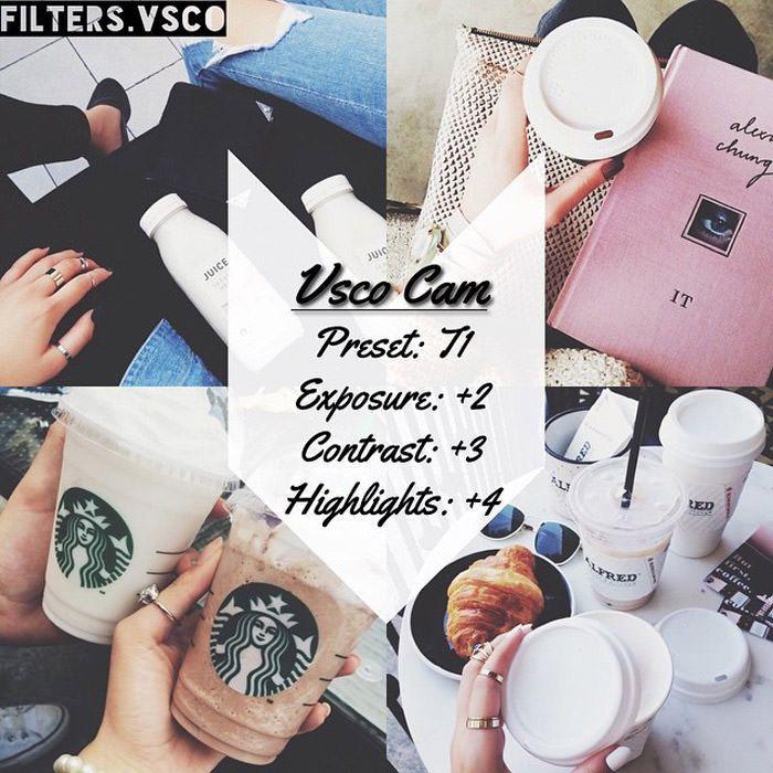 tukkuhinta hyvin tiedossa puoleen hintaan 50 VSCO Cam Filter Settings for Better Instagram Photos ...
