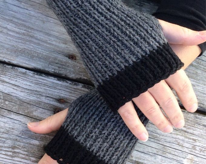 Ready To Ship Beaded Mitts Fingerless Gloves Hand Knit Gloves