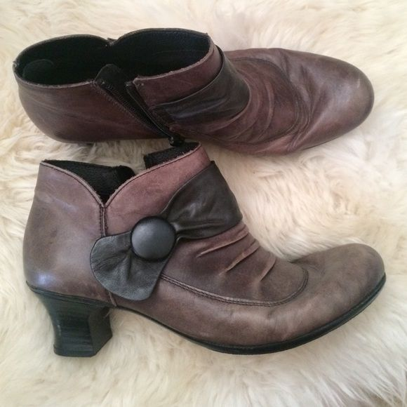 Rieker European womens booties Super cute and COMFORTABLE