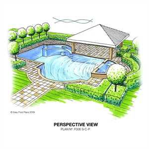 Swimming Pool Plan Design | Swimming pool plan, Pool designs ...