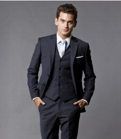 Charcoal Three Piece Custom Design Your Own Tailor Made Suit Au 643