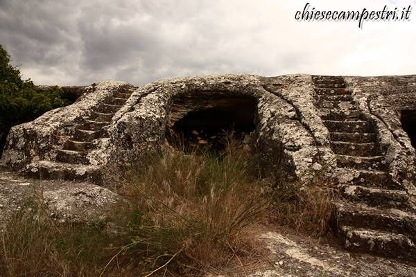 ittiri - chiesa rupestre musellos