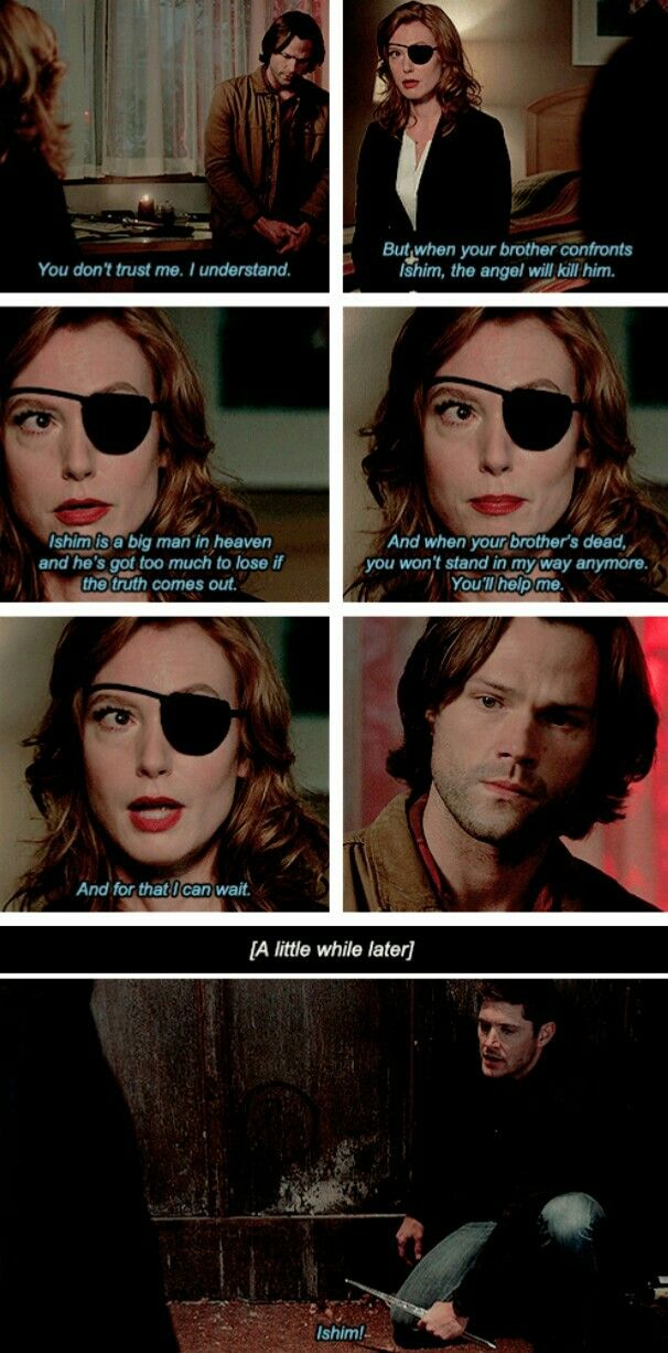 Supernatural 12x10 // Lily Sunder Has Some Regrets