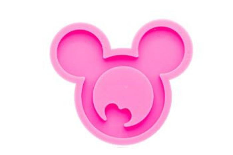 Shiny Mouse Mold Mouse With Heart Mold Jewelry Making Etsy Silicone Molds Jewelry Making Stencil Diy