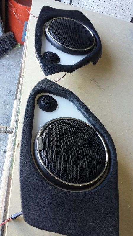 Kick Panels Car Audio Installation Custom Car Audio Car Audio Systems