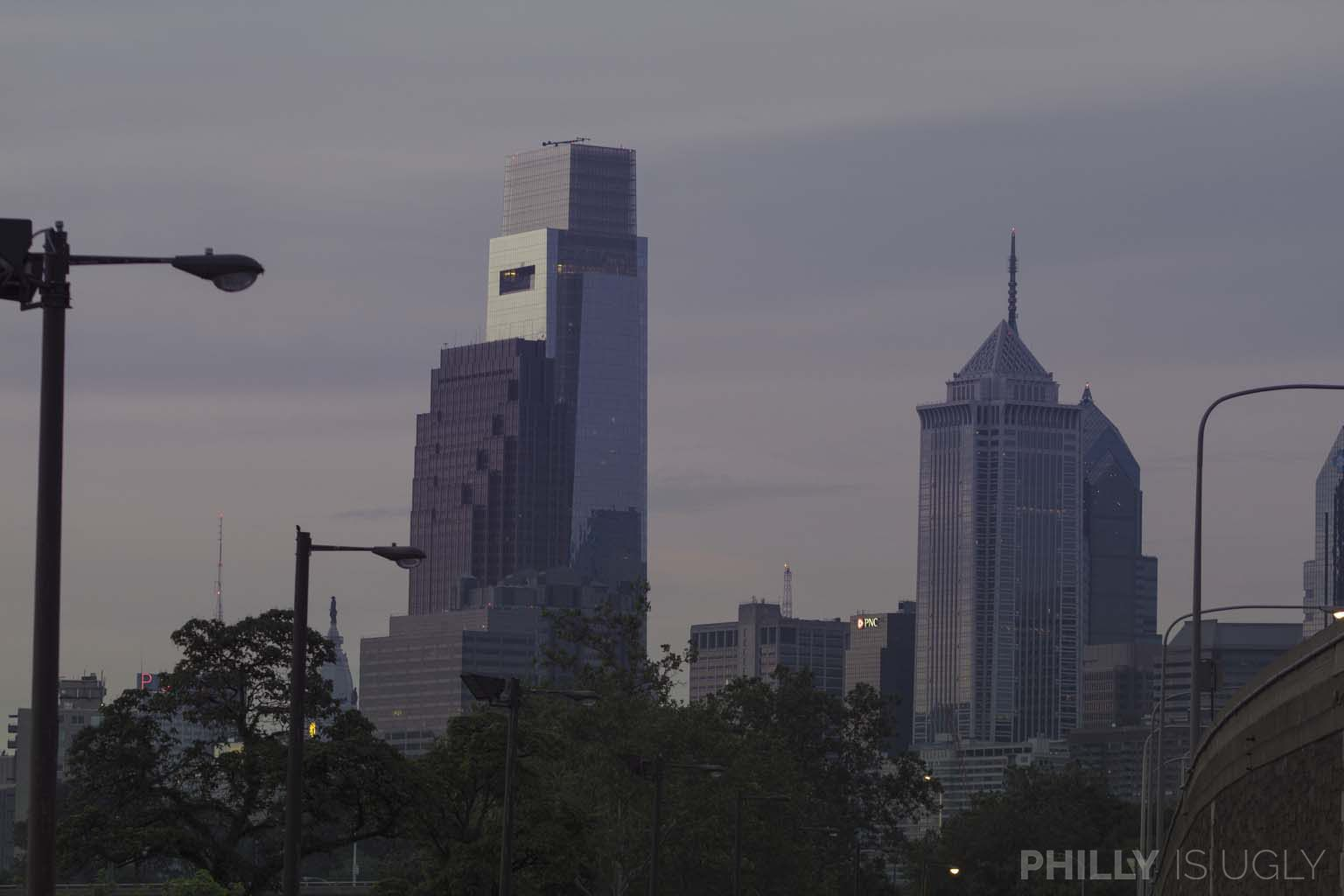 """WATCH: """"Philly Is Ugly"""" a beautiful timelapse film of Philadelphia by Nathaniel Dodson  http://Phillyisugly.com"""