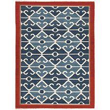 Handmade Flat-weave Multicolored Tribal-pattern 100-percent Wool Rug (2' x 3')