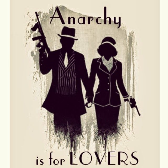 Fishermagical Thought Anarchy Is For Lovers Bonnie And Clyde Tattoo Bonnie And Clyde Quotes Bonnie And Clyde Musical