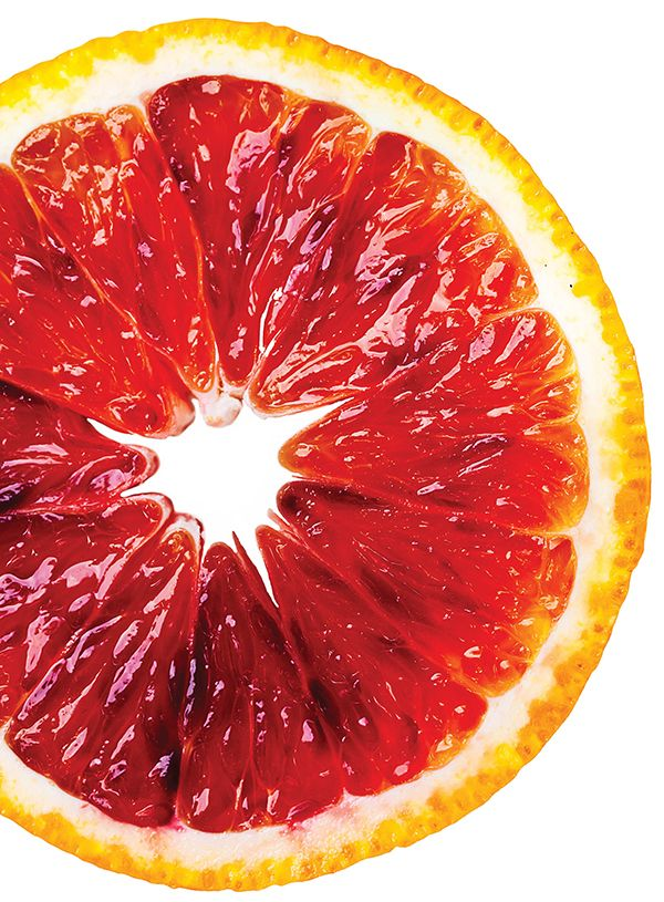 Blood Orange Semifreddo - Cincinnati Magazine I Recipes
