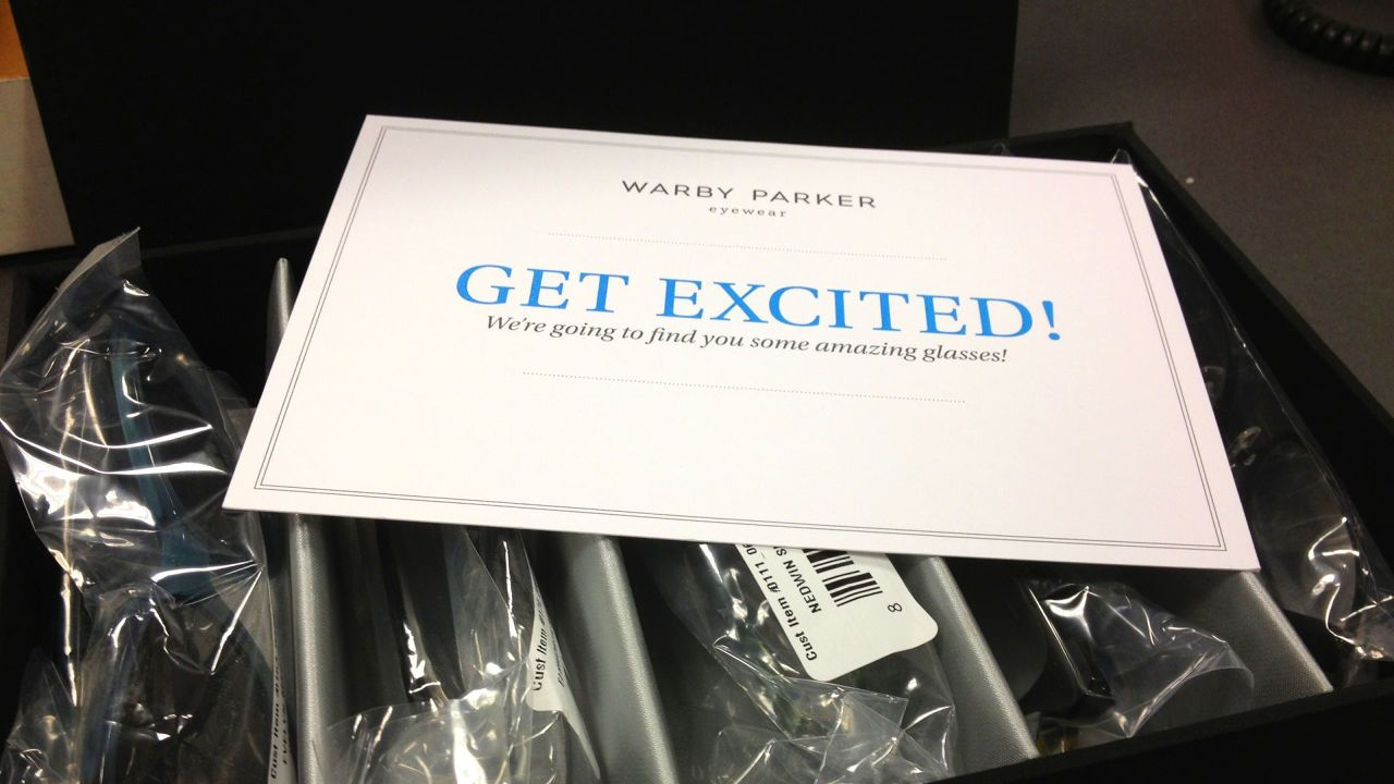 How warby parker became shorthand for simple and stylish