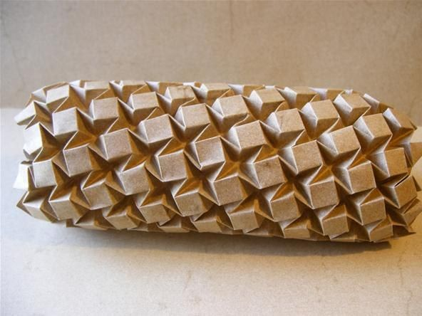 News Math Craft Inspiration Of The Week The Origami Tessellations