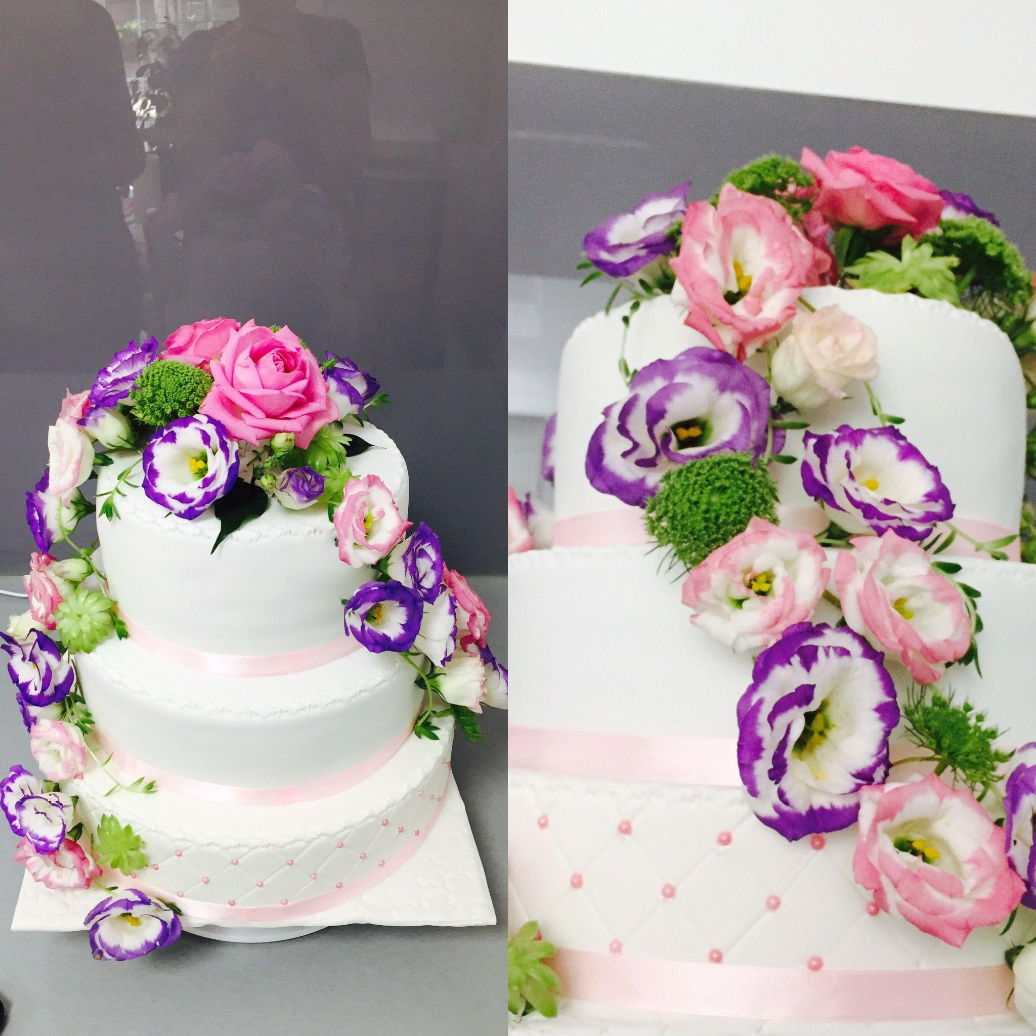 Épinglé sur Gâteaux de Mariage