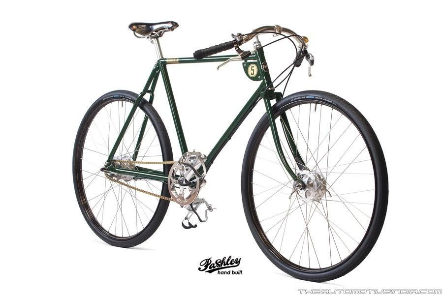 My 1939-40 Hercules Deluxe Bicycle: Restoration to a Classic ...